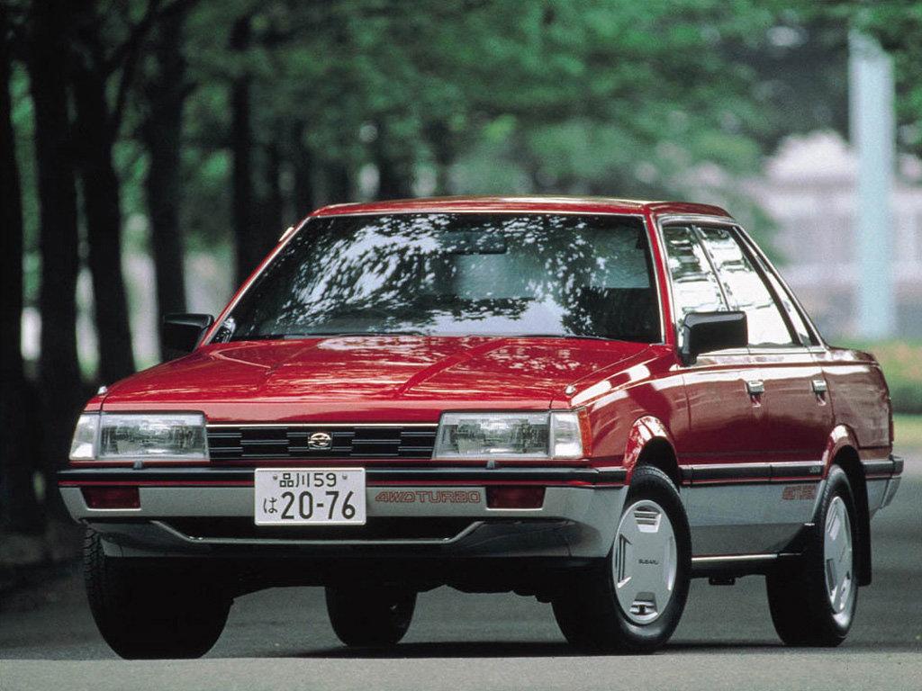 Subaru Leone фото.