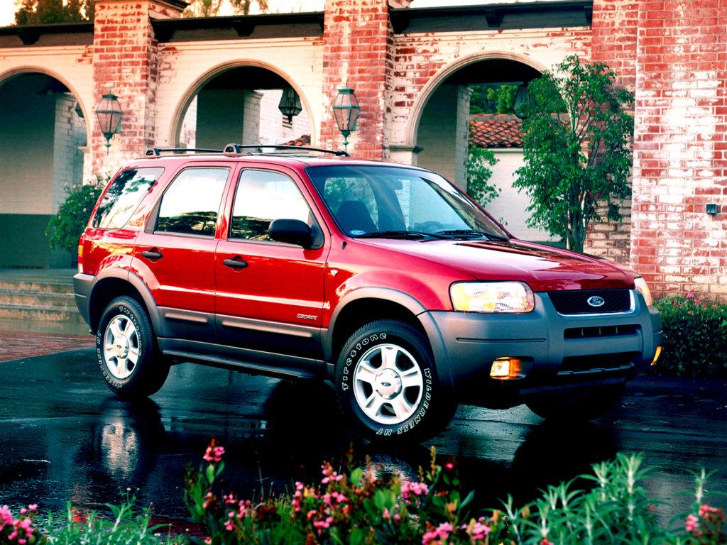 Ford USA Escape Форд США Э…