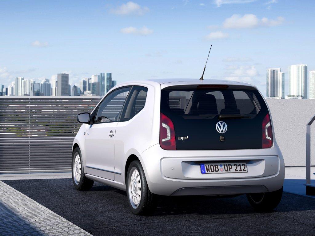 Volkswagen up! вместил в себя 16 чел…