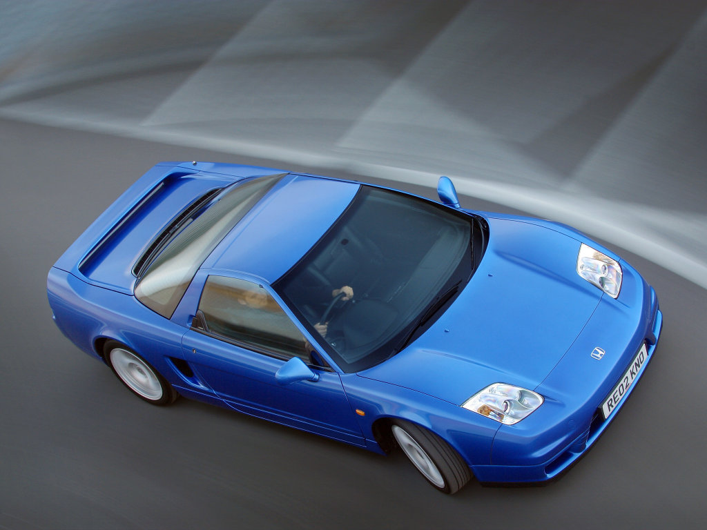 Honda NSX фото.