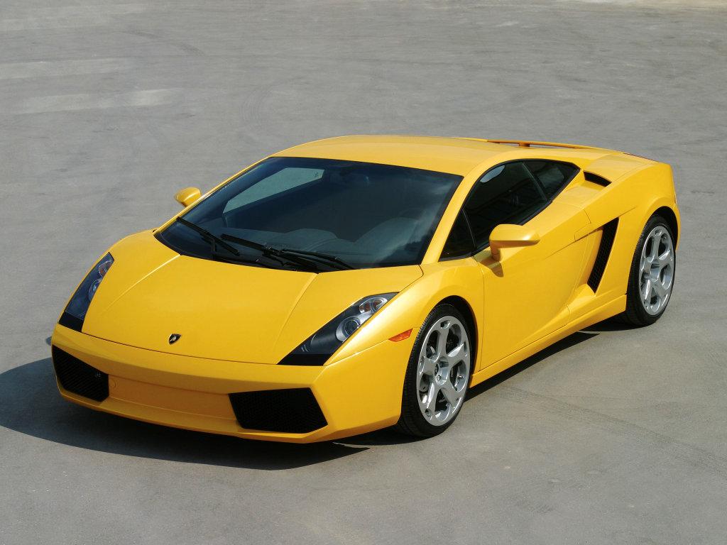 Lamborghini Gallardo фото.