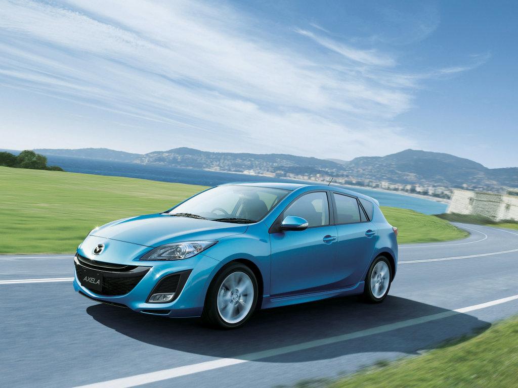 Фото Mazda axela sport 2009.