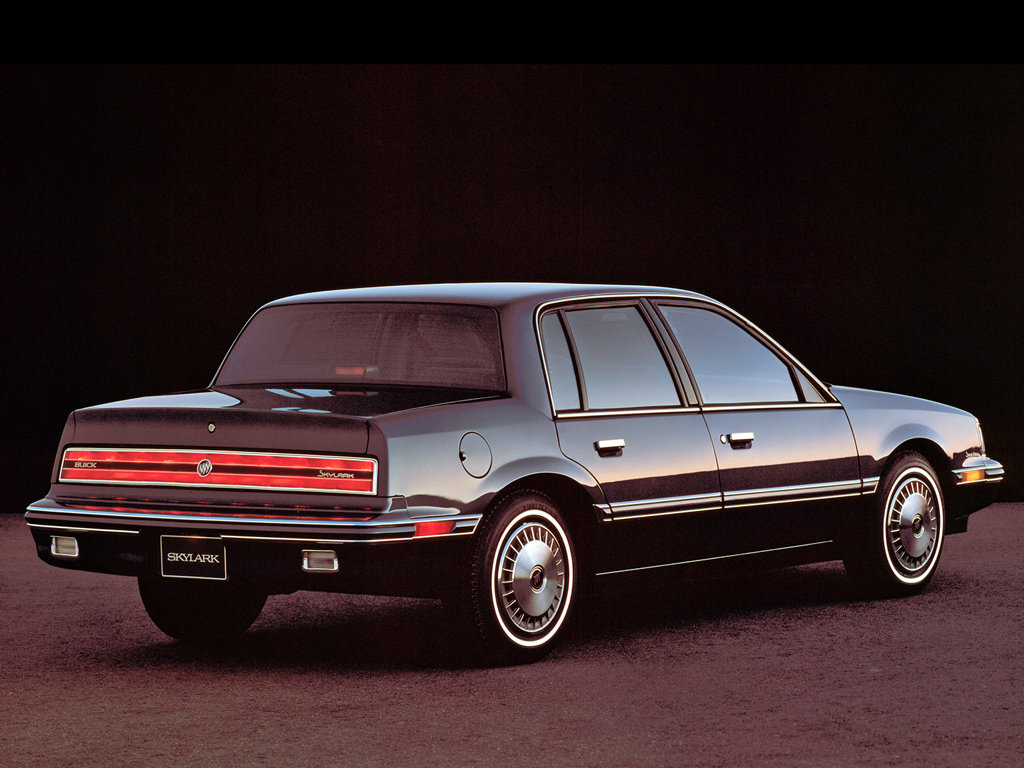 1986 buick skylark submited images
