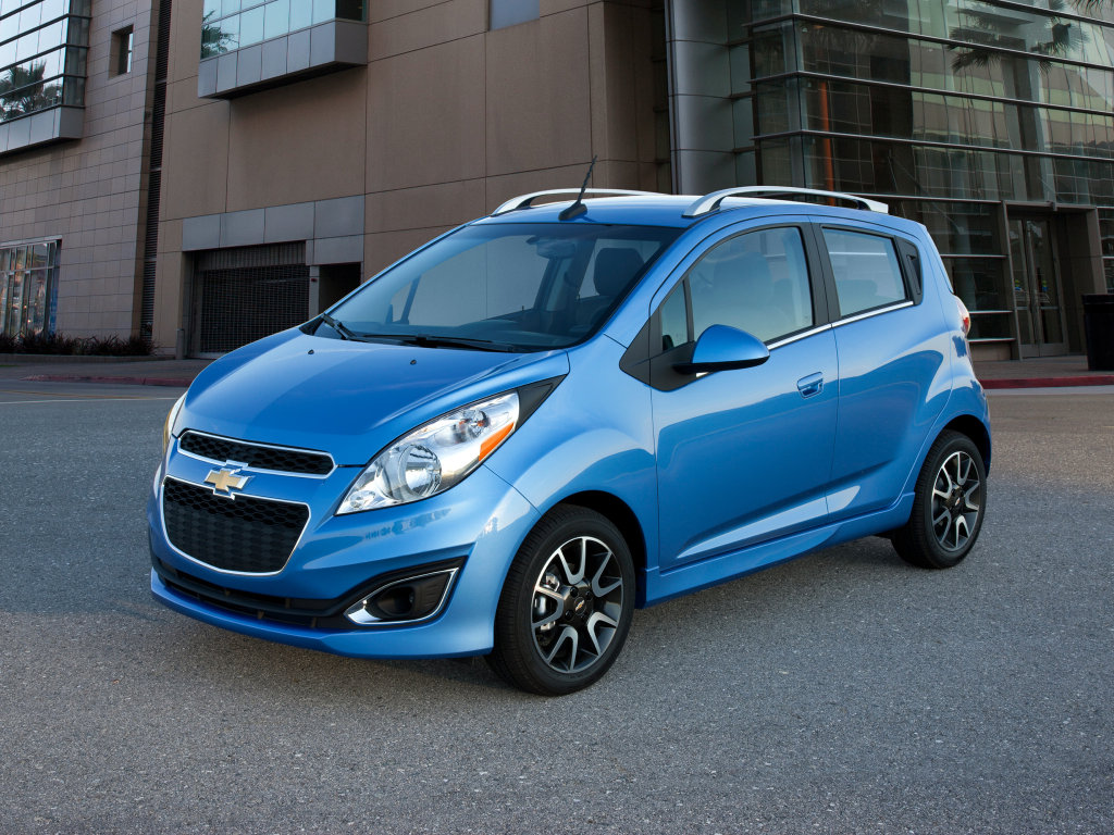 2013 Chevrolet Spark фото.