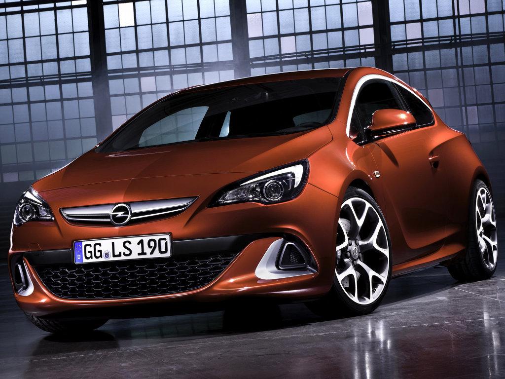 Новая Opel Astra OPC - самая…