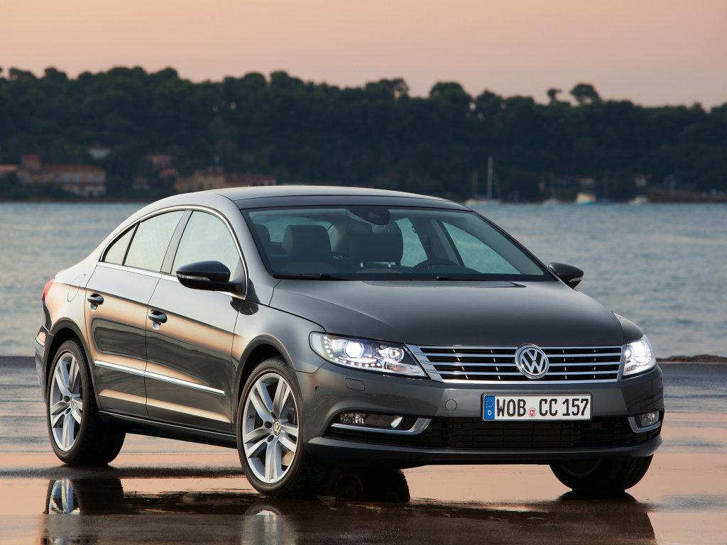 Volkswagen CC фото.