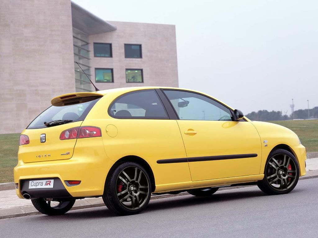 фото Seat Ibiza Cupra 6.