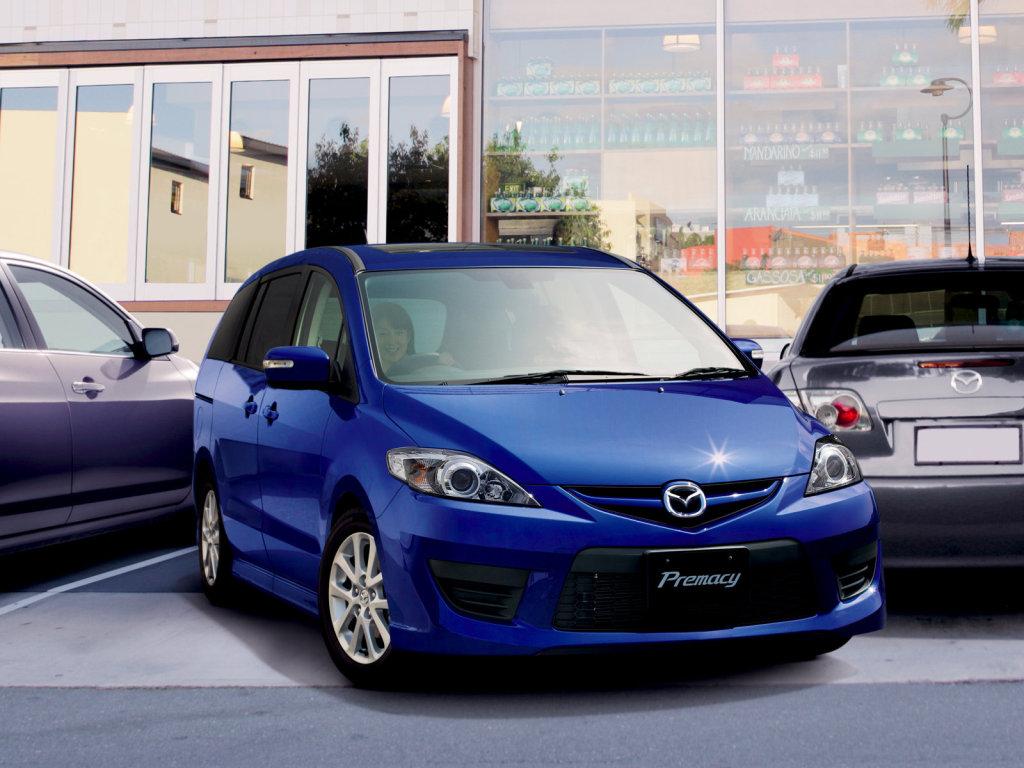 Фотографии Mazda Premacy Фотогра…
