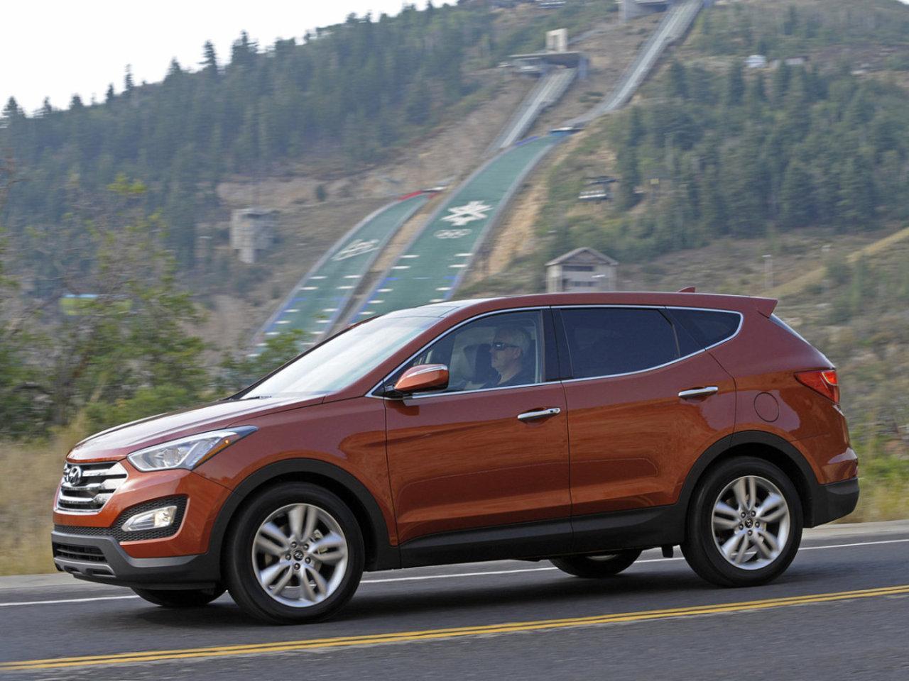 Hyundai Santa Fe фото #11.