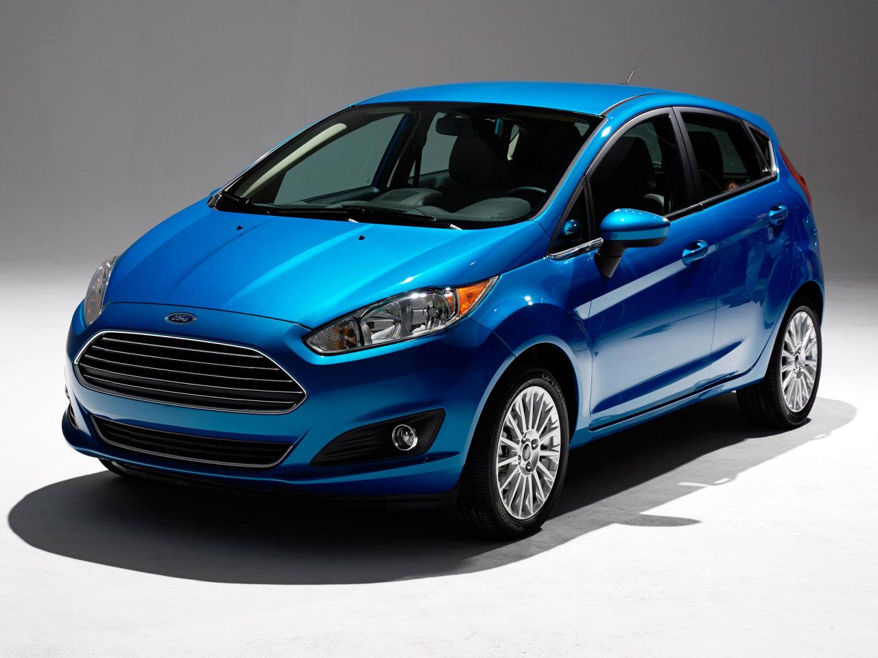 Ford Fiesta (2017-2018) - фото, цена, характеристики Форд ...