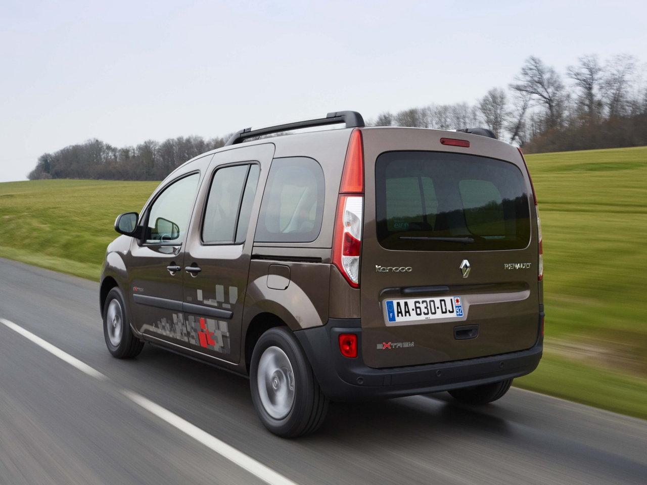2014 Renault Kangoo Image Gallery.