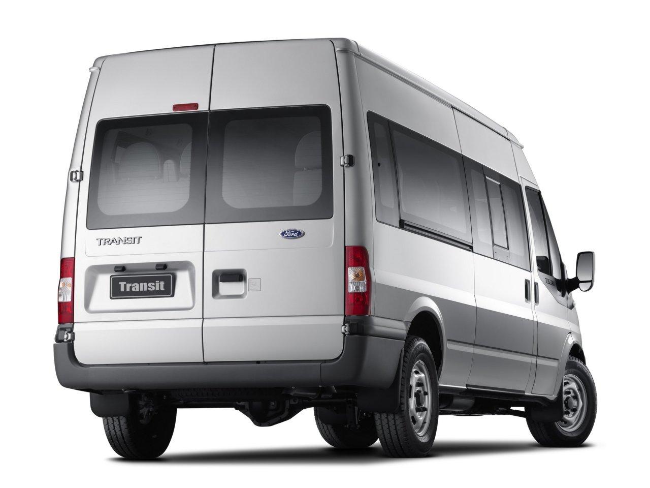 Форд транзит 2006 2011 микроавтобус