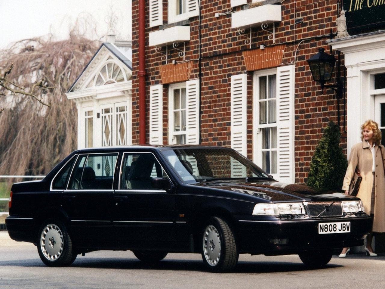 Автомобили Volvo 960 / Вольво 96…