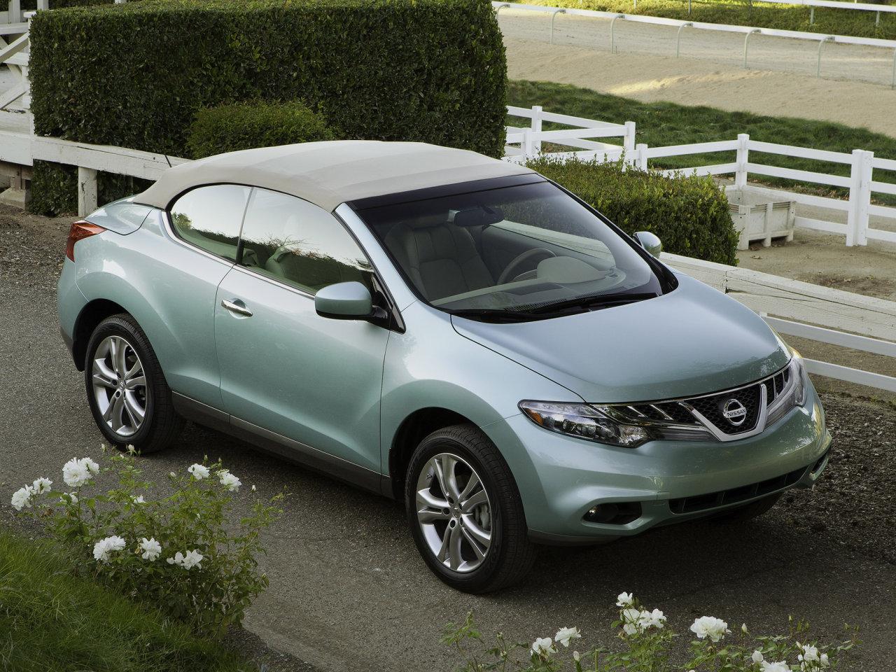 Фотографии автомобилей Nissan Mura…