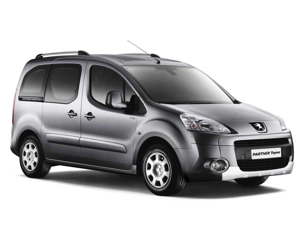 Peugeot partner b9 фото