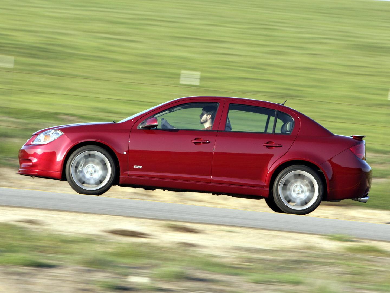 2009 Chevy Cobalt SS Sedan.