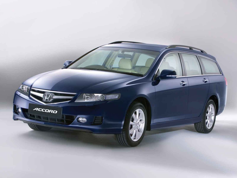 Фотографии автомобилей honda accord хонда