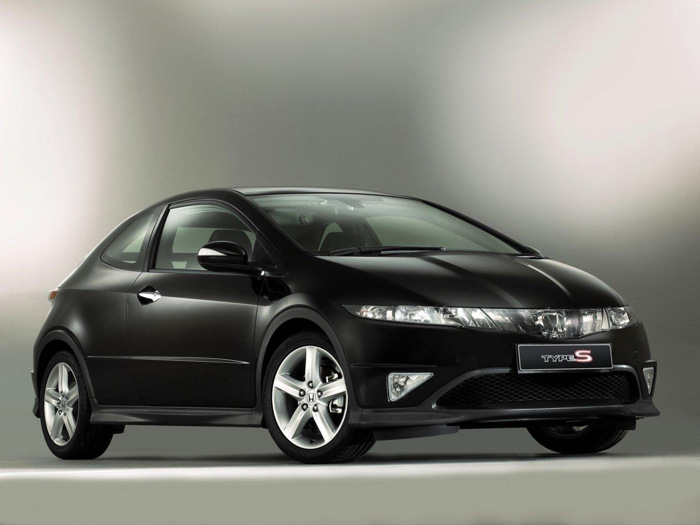 Honda Civic Hatchback 2008 Фотографии автомобилей ...