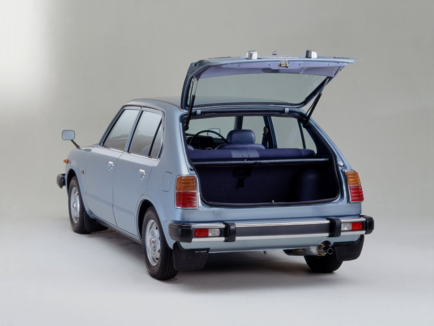 1977 Honda Civic Automatic Related Infomation