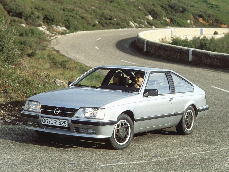 Opel Monza / ????? ?????