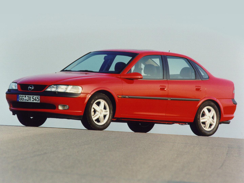 Opel Vectra Sedan (1995-1999)