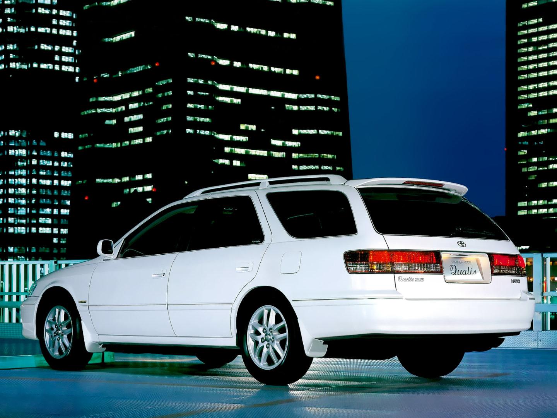 Тойота марк 2 вагон квалис 1997 года фото 5