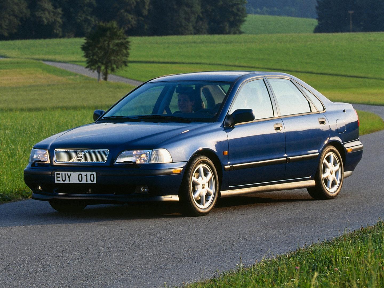Автокаталог Volvo S40 | S40 2.0 T Седан 1998-2000 ...