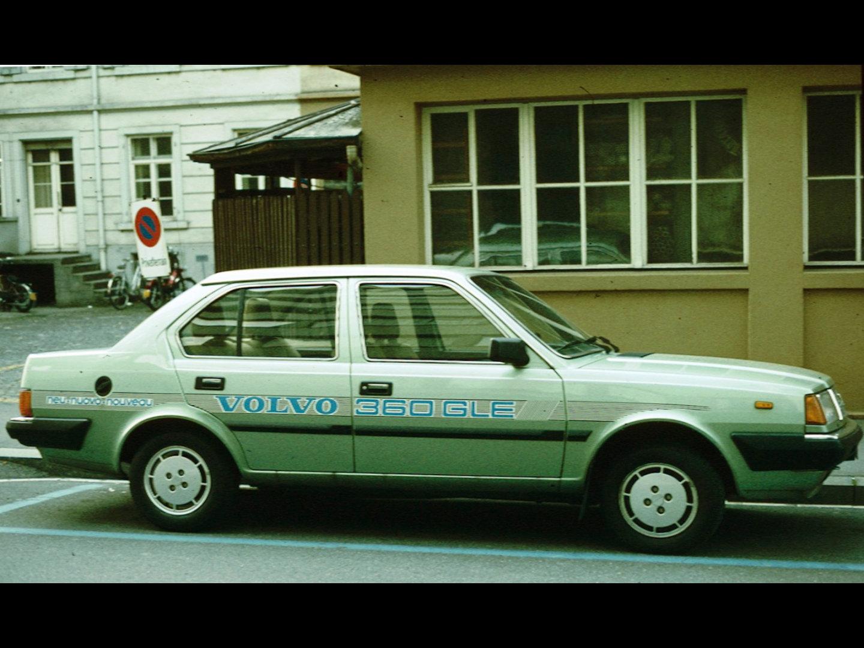 автомобилей Volvo 360 / Вольво 360 (1985 ...