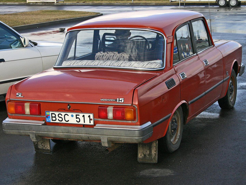 moskvich 401