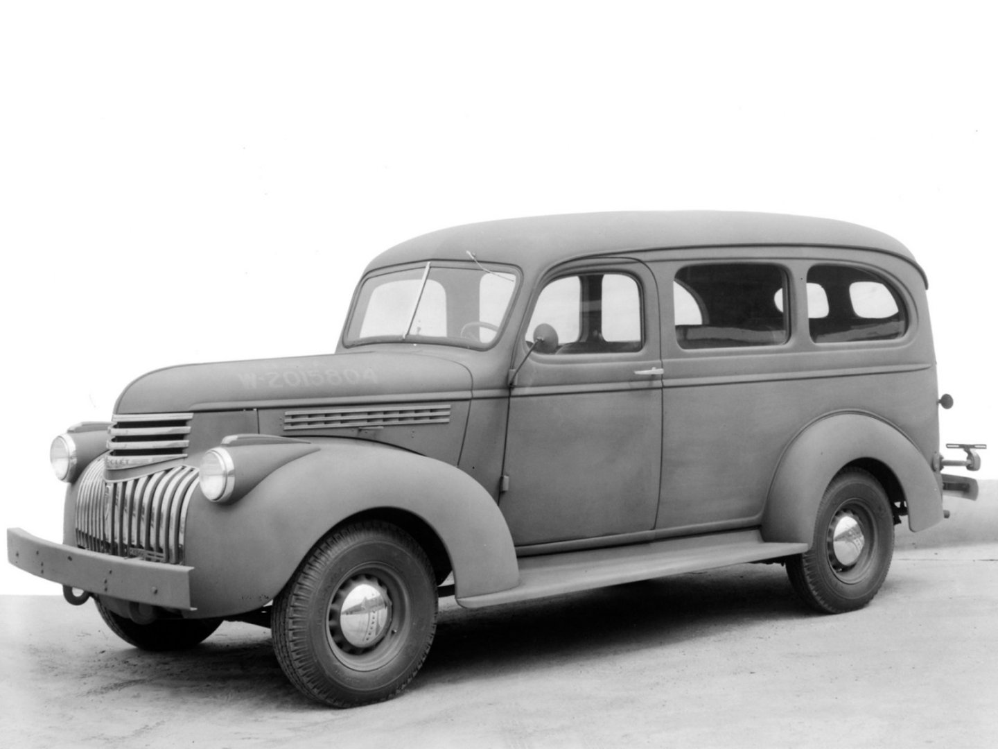 1947 55 Suburban For Sale.html | Autos Weblog