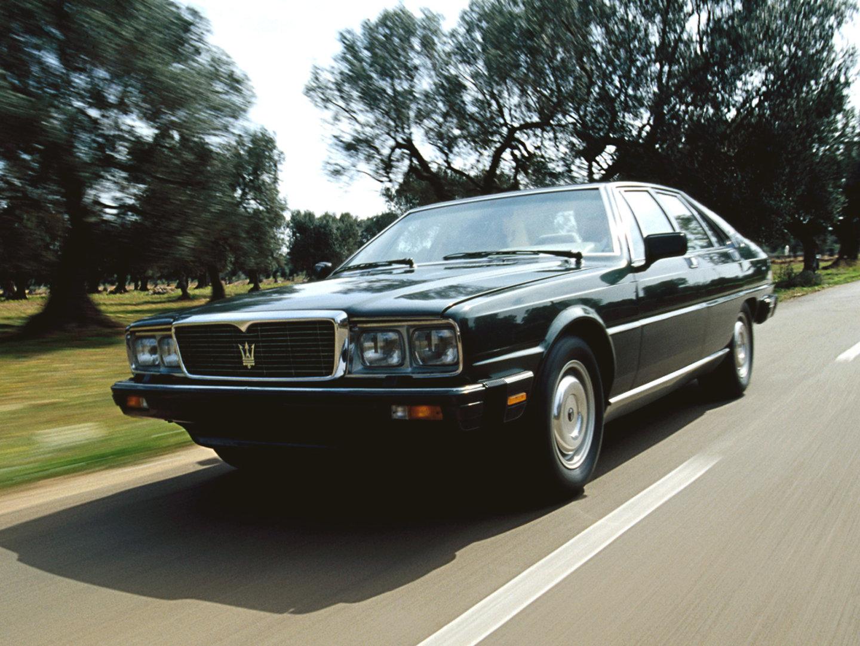 ... автомобилей Maserati Royale / Мазерати Роял