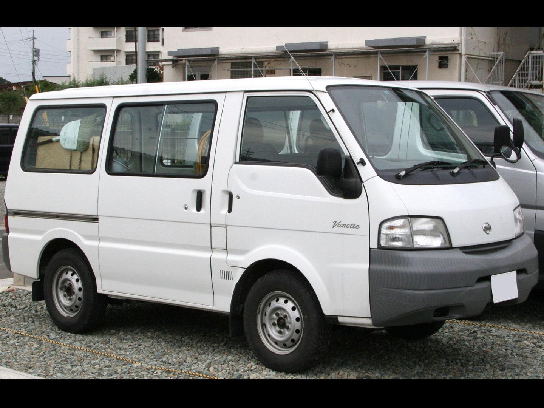 Продам микроавтобус Nissan Vanette - Елец - Автобусы, микроавтобусы.