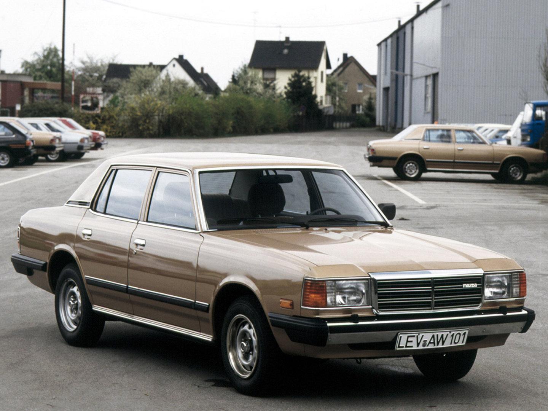Mazda 929: 5 фото.