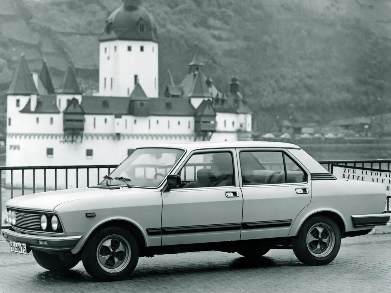 Fiat 132 / Фиат 132