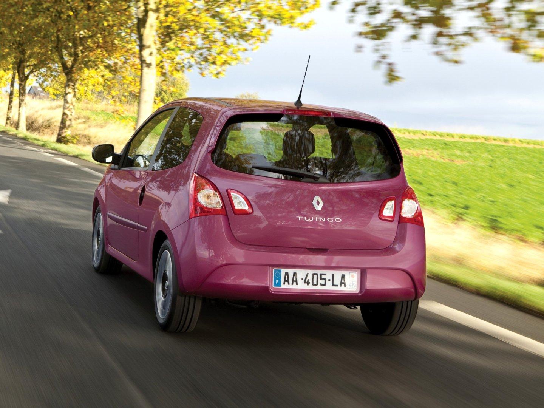 Фотографии автомобилей Renault Twing…