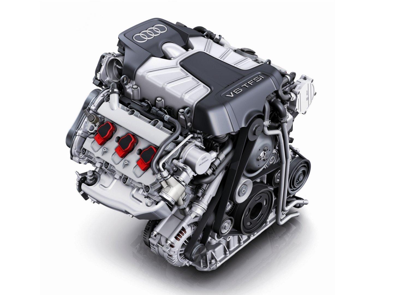 Характеристика двигателя ауди