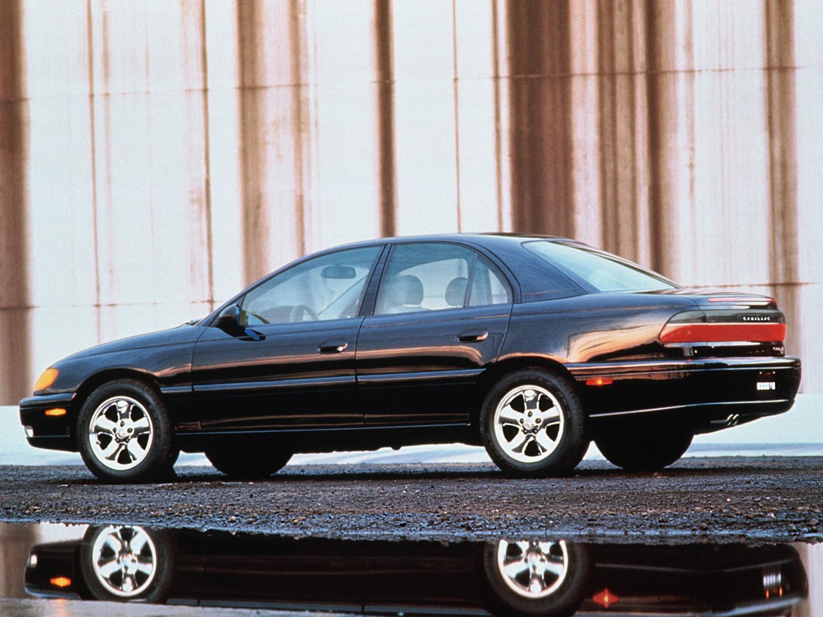 Фотографии автомобилей cadillac catera / кадиллак катера (1997 - 2000) седан
