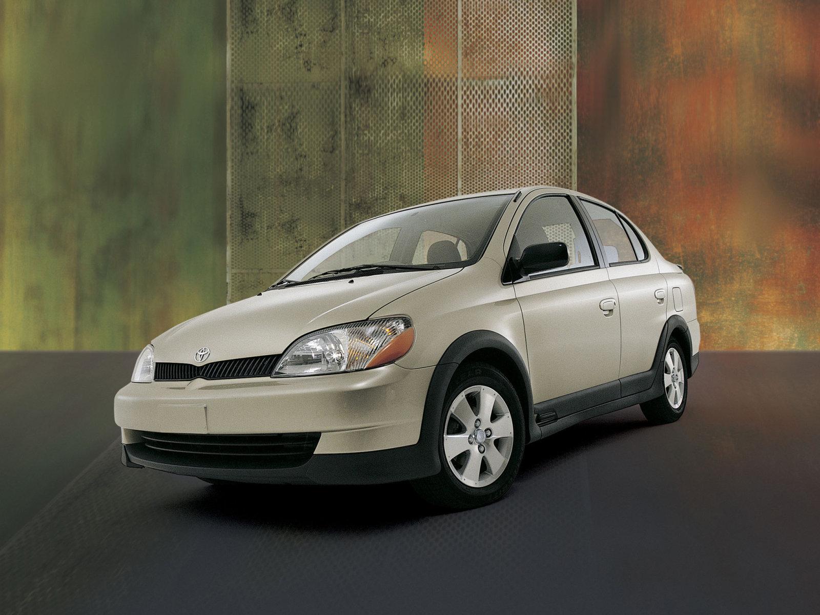 Toyota echo тойота эхо 1999 2003 седан