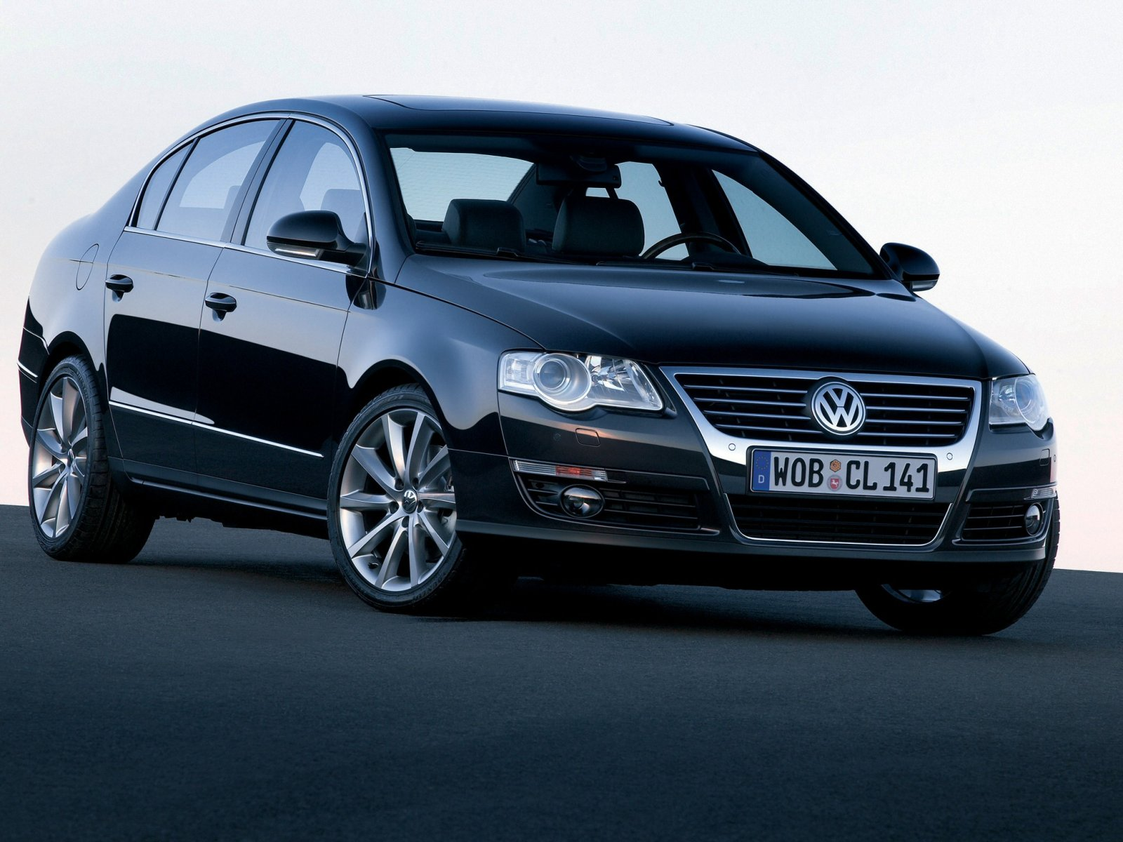 Обои, Volkswagen Passat 1.4 TSI, VolksWagen Passat, 1400x1050