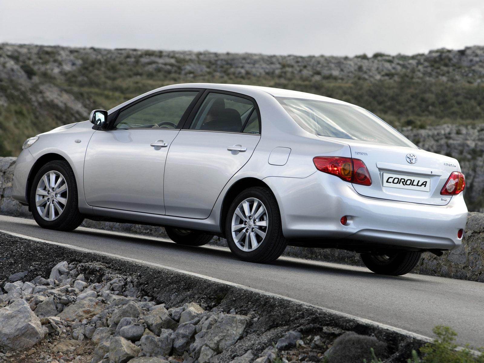 Toyota corolla своими руками фото