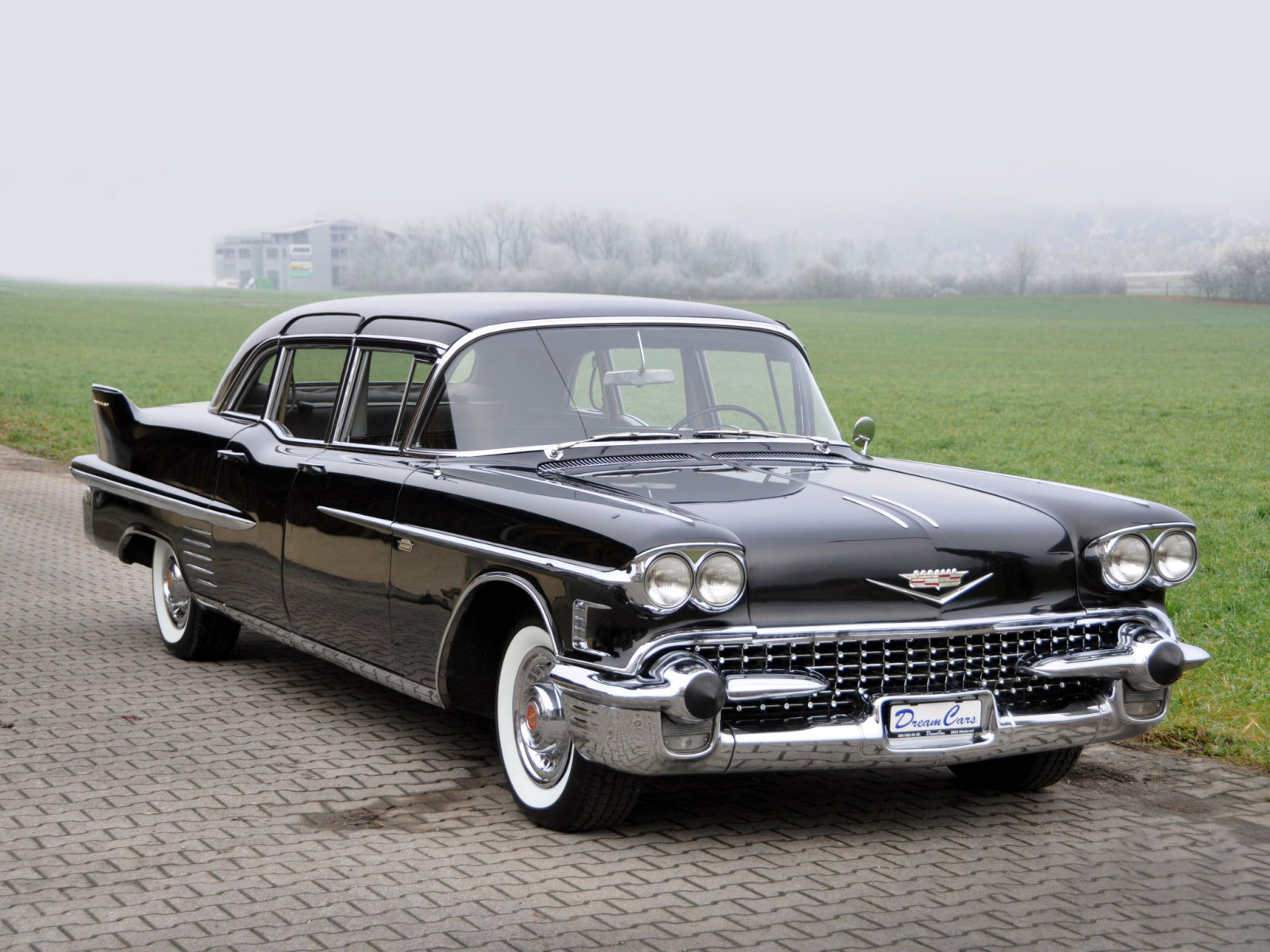 1958 Cadillac Fleetwood Sixty Special For Sale Html