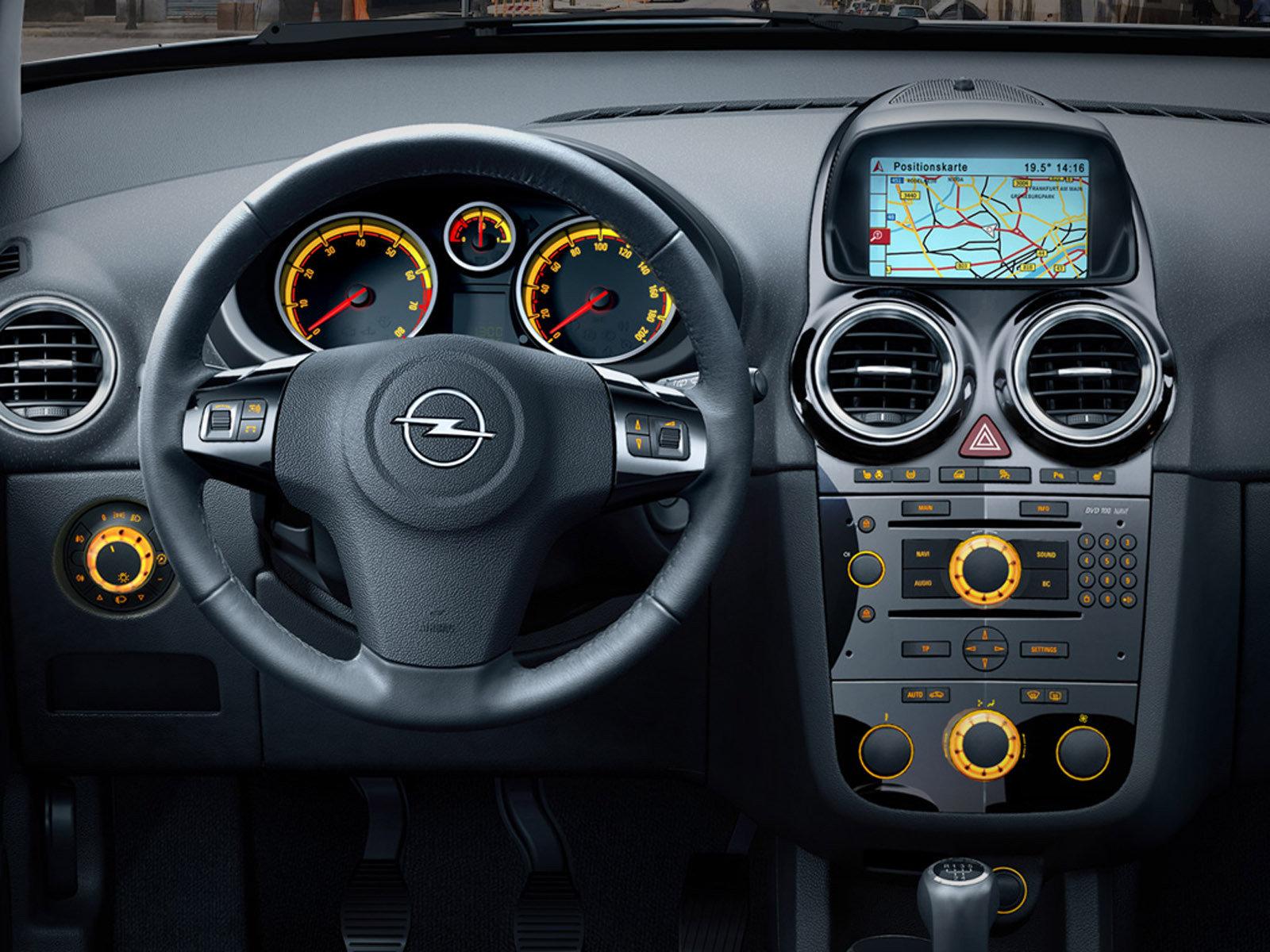 Opel Corsa D Бортовой Компьютер Инструкция