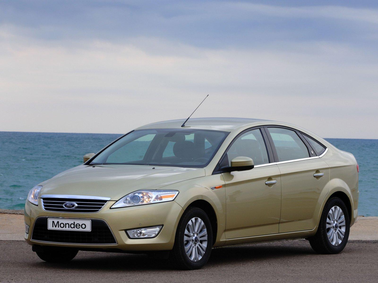 Запчасти для Ford Mondeo