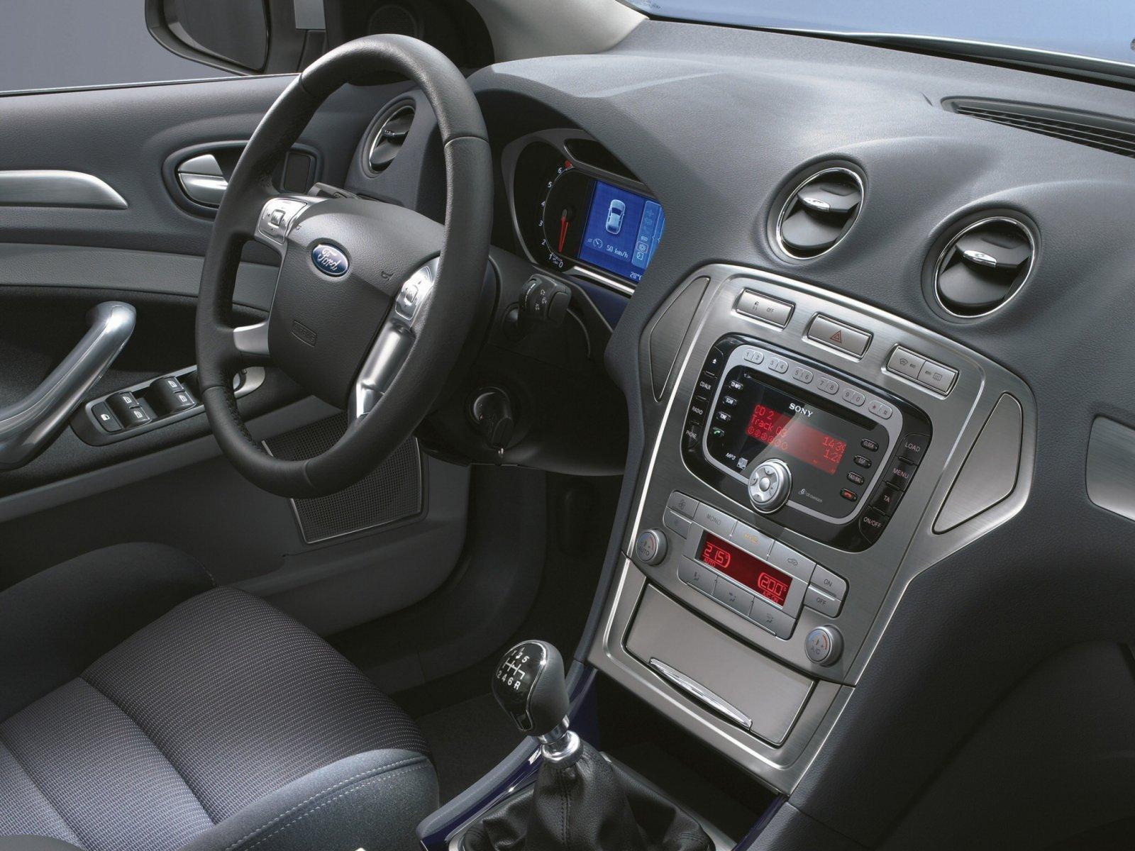 Фотографии автомобилей Ford Mondeo / Форд Мондео (2007 - 2010) Универсал / Фото, заставки и обои для рабочего стола c автомобиля