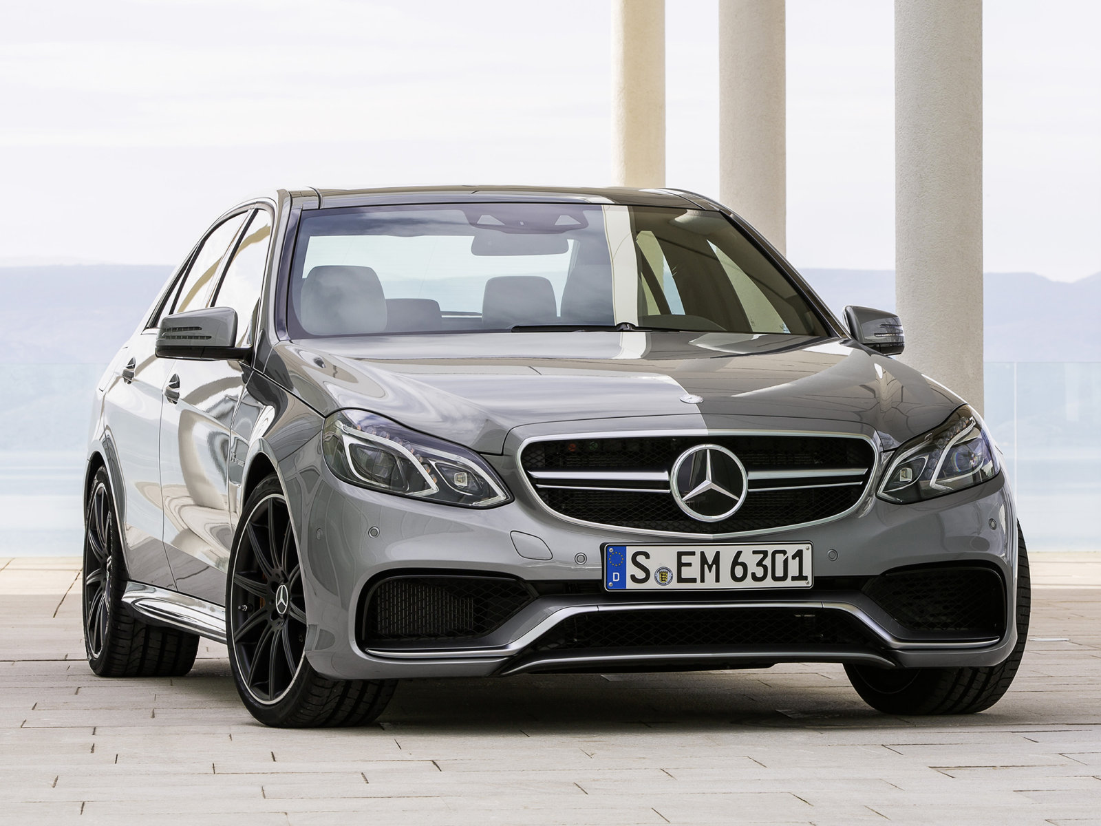 Фотографии автомобилей Mercedes E-Class / Мерседес Е-Класс (2013 ...