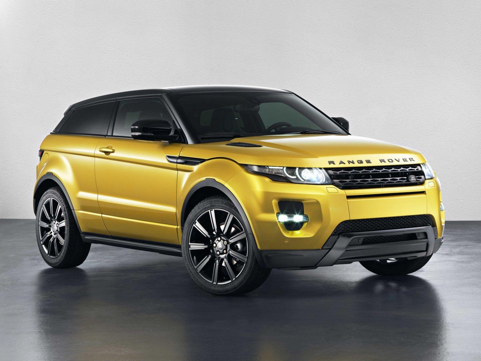 Российское представительство компании land rover объявило цены на трех- и пятидверные кроссоверы range rover evoque
