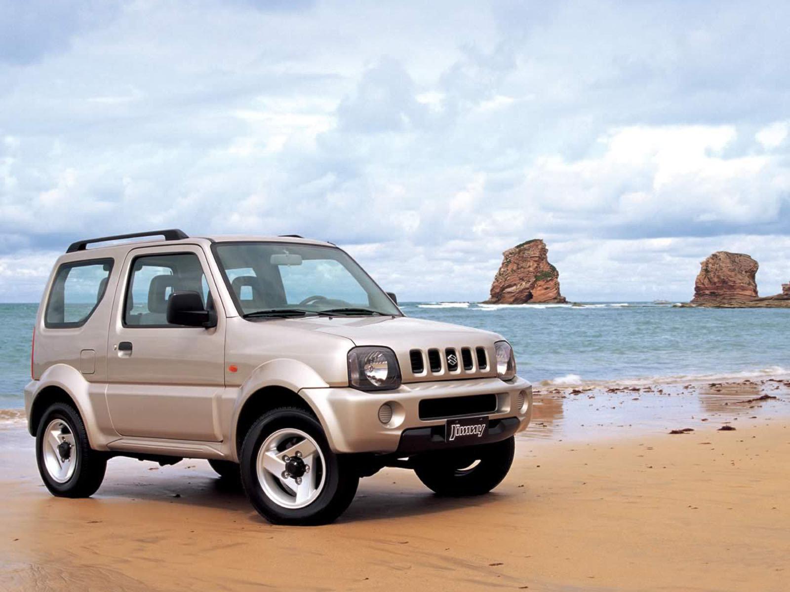 Фото 2005 Suzuki Jimny (Внедорожник) .
