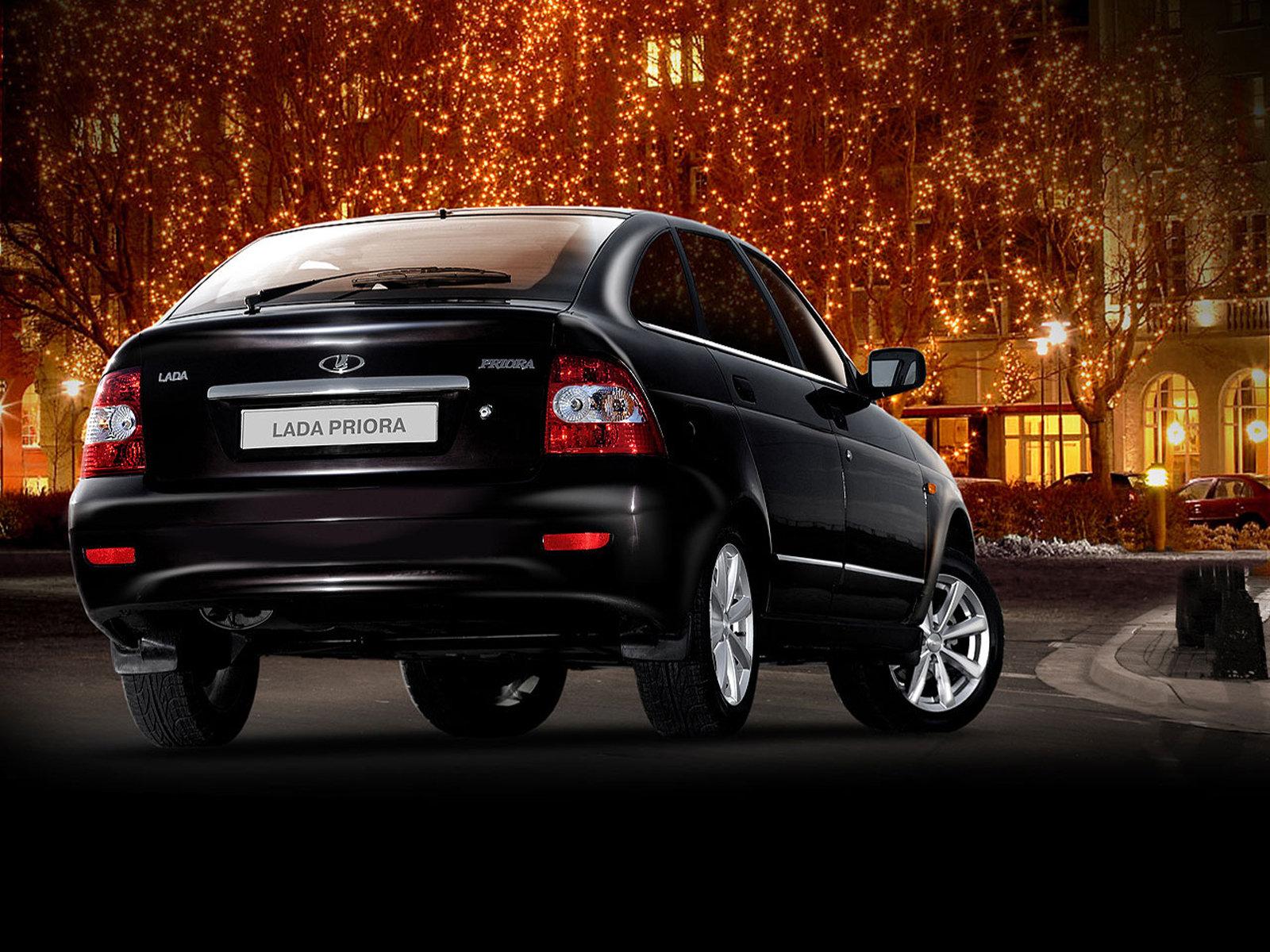 Lada Priora Hatchback 2012. Лада Приора Хэтчбек 2012).