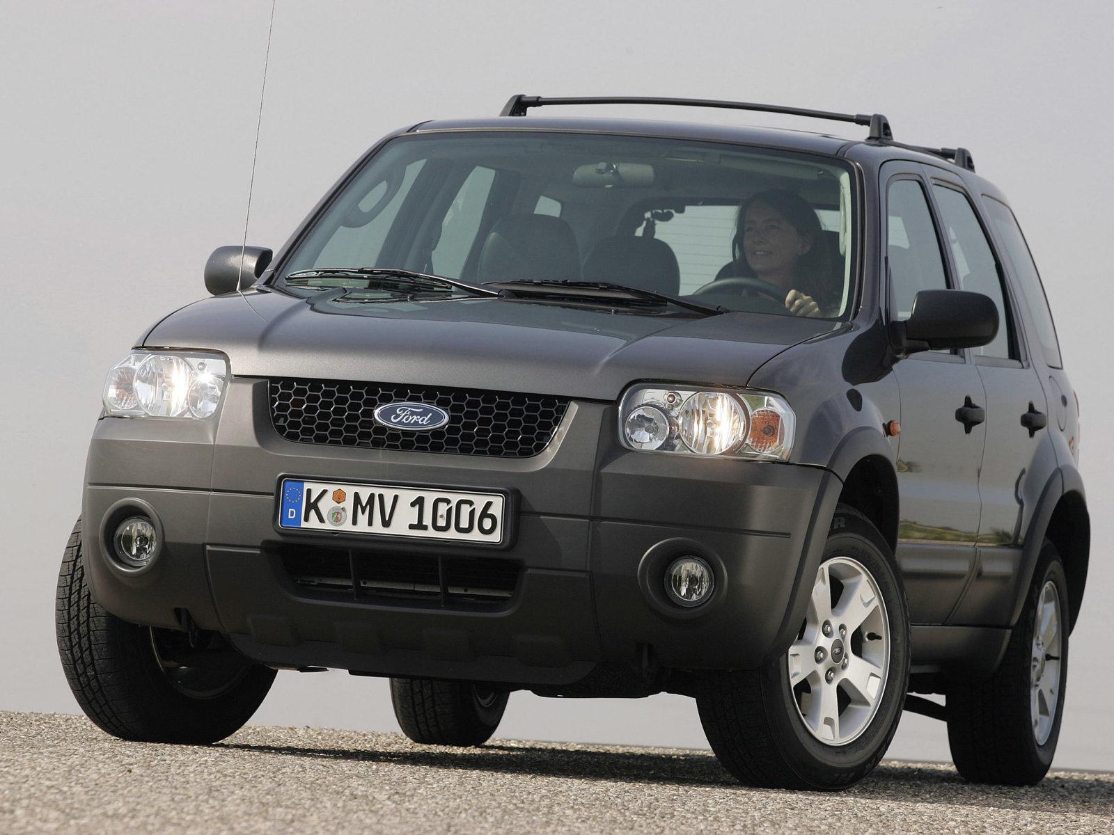 Форд маверик шаровая 14 фотография