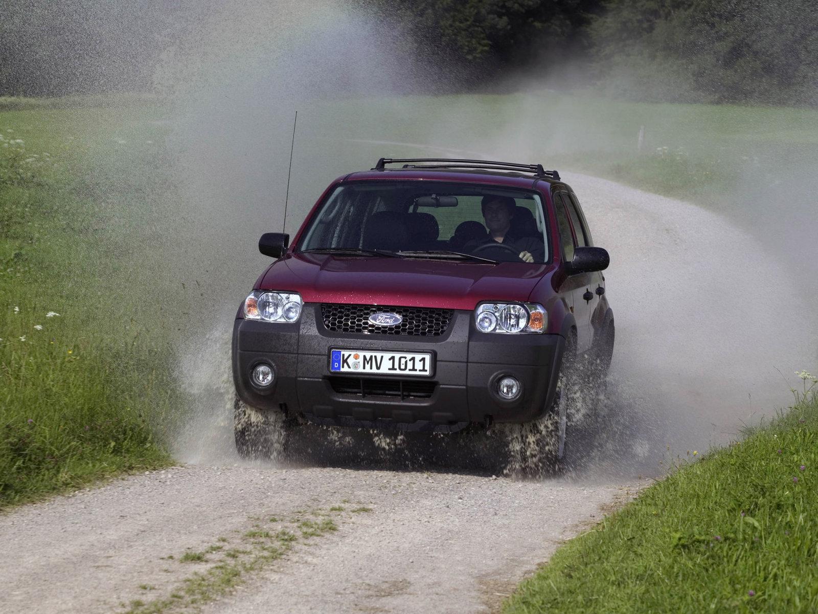 Форд маверик шаровая 4 фотография